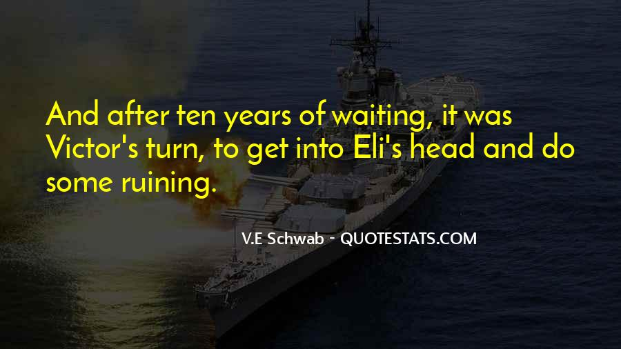 Quotes About Waiting For Your Turn #584526