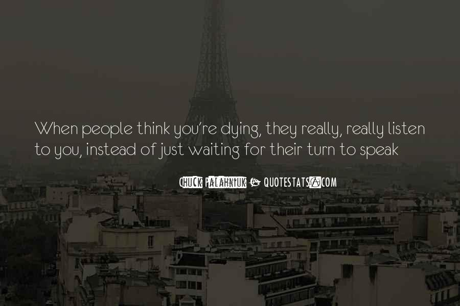 Quotes About Waiting For Your Turn #637021