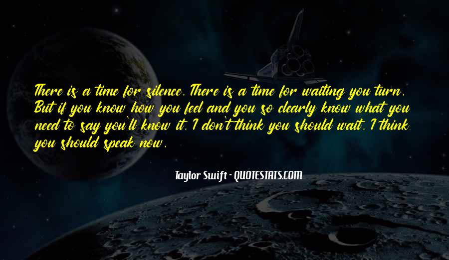 Quotes About Waiting For Your Turn #773694