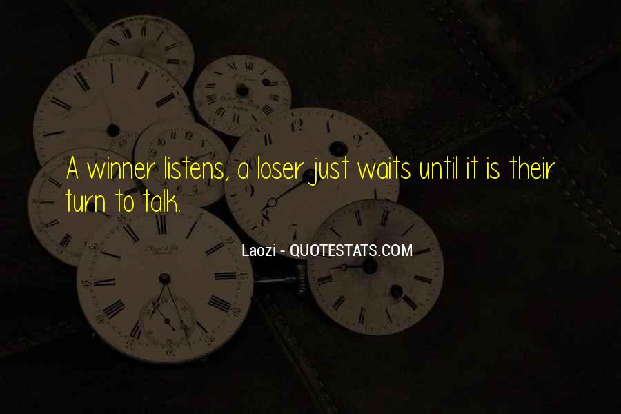 Quotes About Waiting For Your Turn #871250