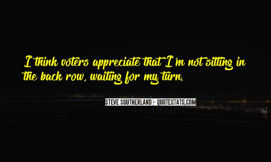 Quotes About Waiting For Your Turn #879084
