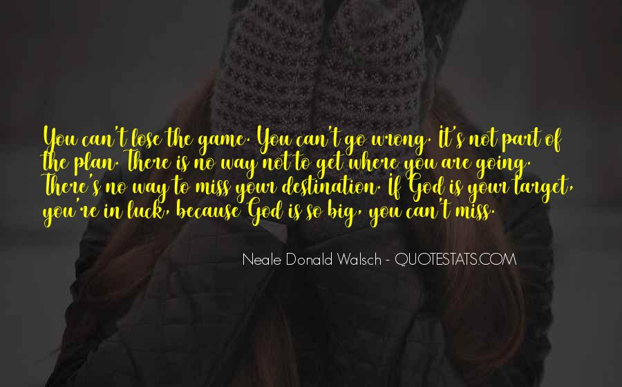 Quotes About God Having A Plan For Your Life #99455