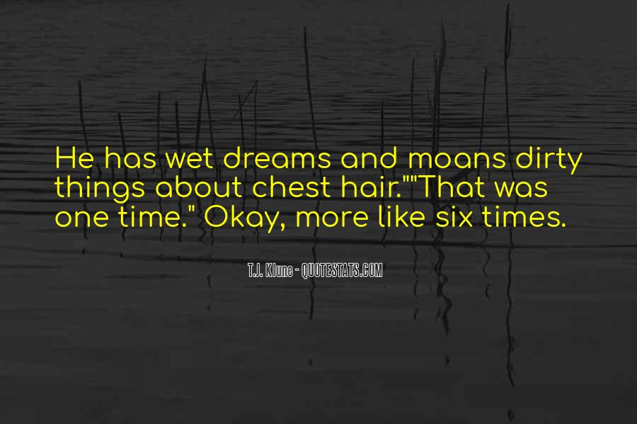 Quotes About Wet Hair #1660541