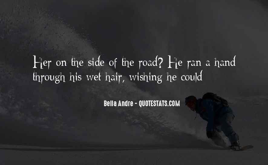 Quotes About Wet Hair #1854834
