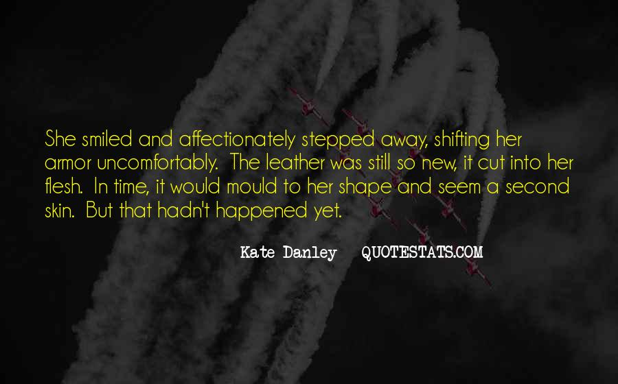 Quotes About Shape Shifting #1570883