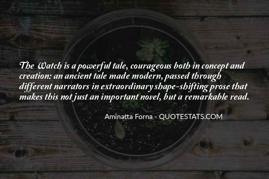 Quotes About Shape Shifting #278438