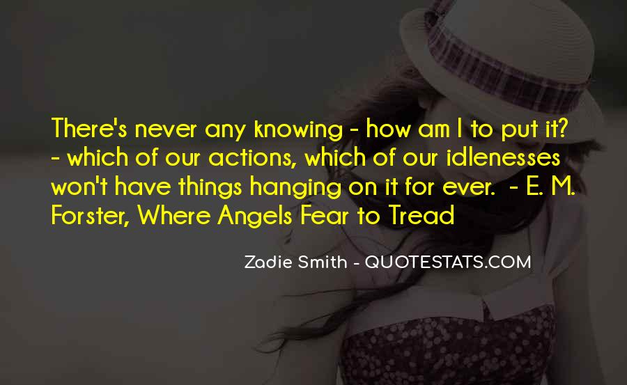 Quotes About Not Knowing What You Want To Be #1825
