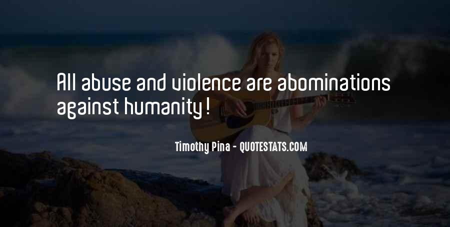 Quotes About Against Bullying #474614