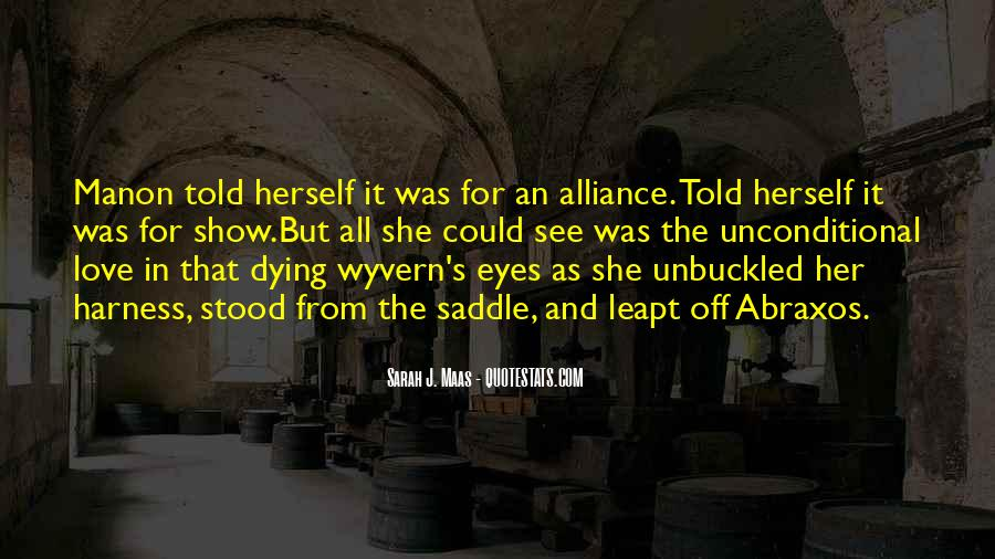 Quotes About The One You Love Dying #37825