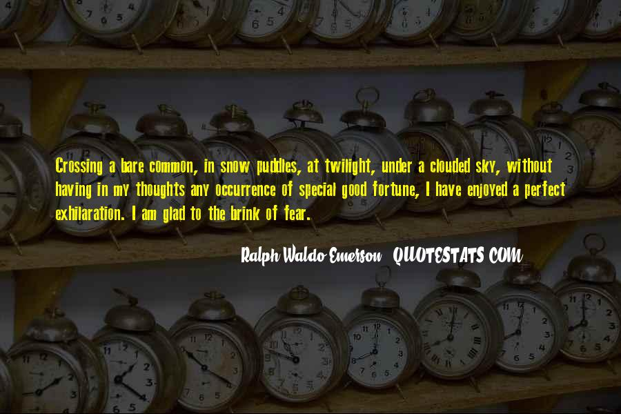 Quotes About Clouded Thoughts #1790382