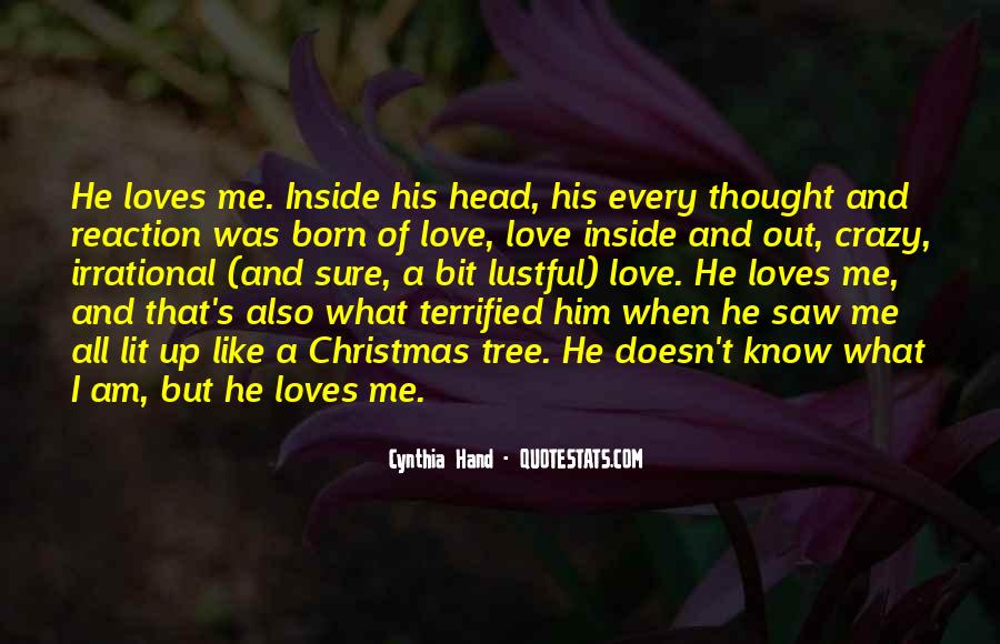 Quotes About Lustful Love #394315