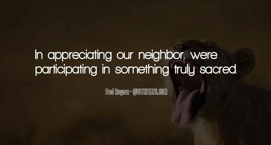 Quotes About Not Appreciating Others #30007