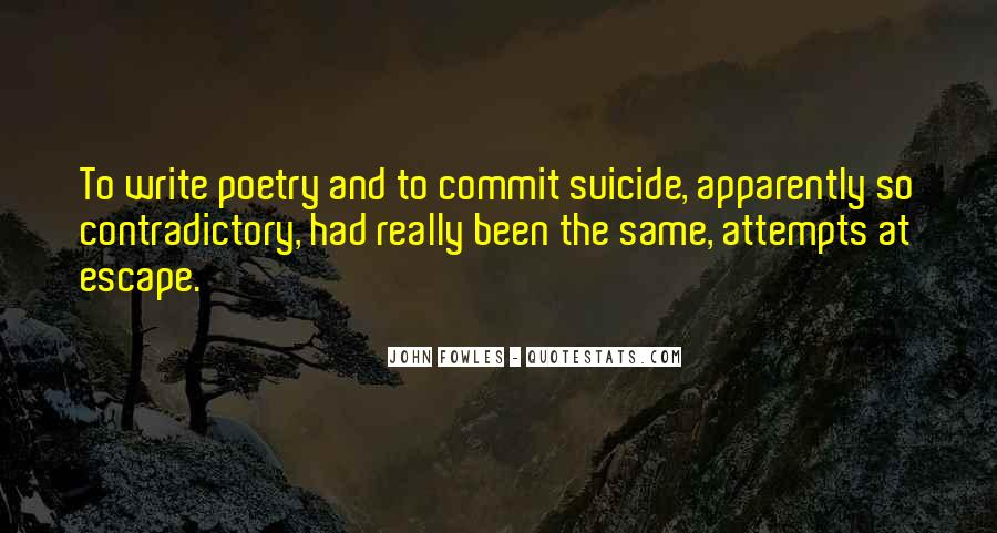 Quotes About Contradictory #173746