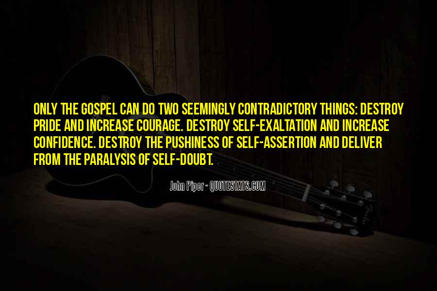 Quotes About Contradictory #191452