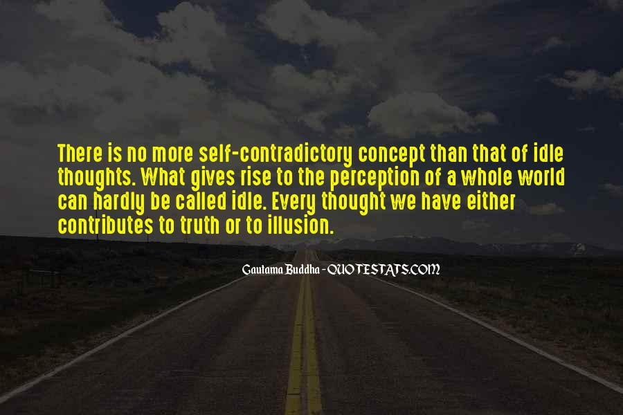 Quotes About Contradictory #203292