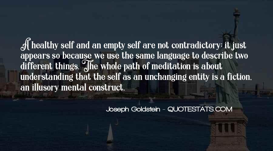 Quotes About Contradictory #212853