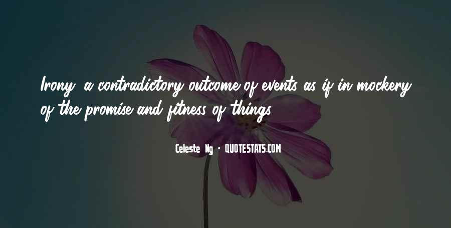 Quotes About Contradictory #214143