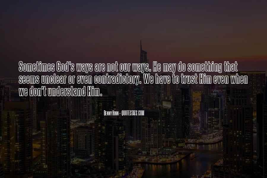 Quotes About Contradictory #236253