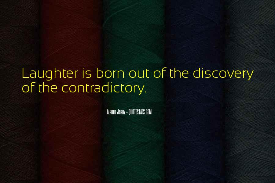 Quotes About Contradictory #242540