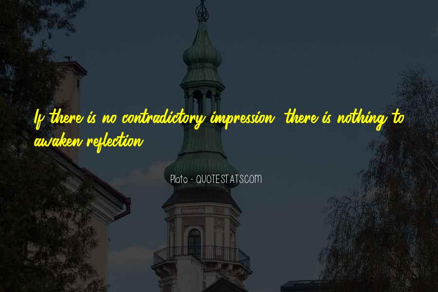 Quotes About Contradictory #255914