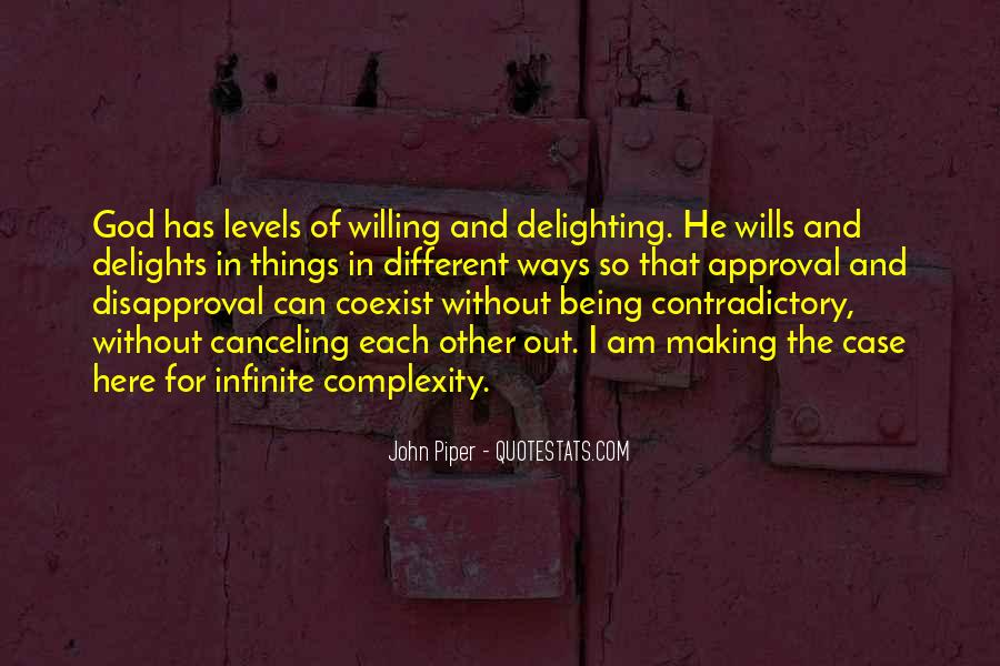 Quotes About Contradictory #280564