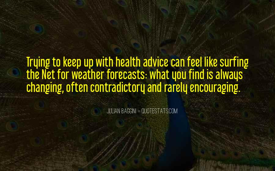 Quotes About Contradictory #298340