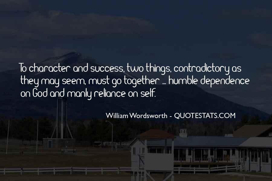 Quotes About Contradictory #328339