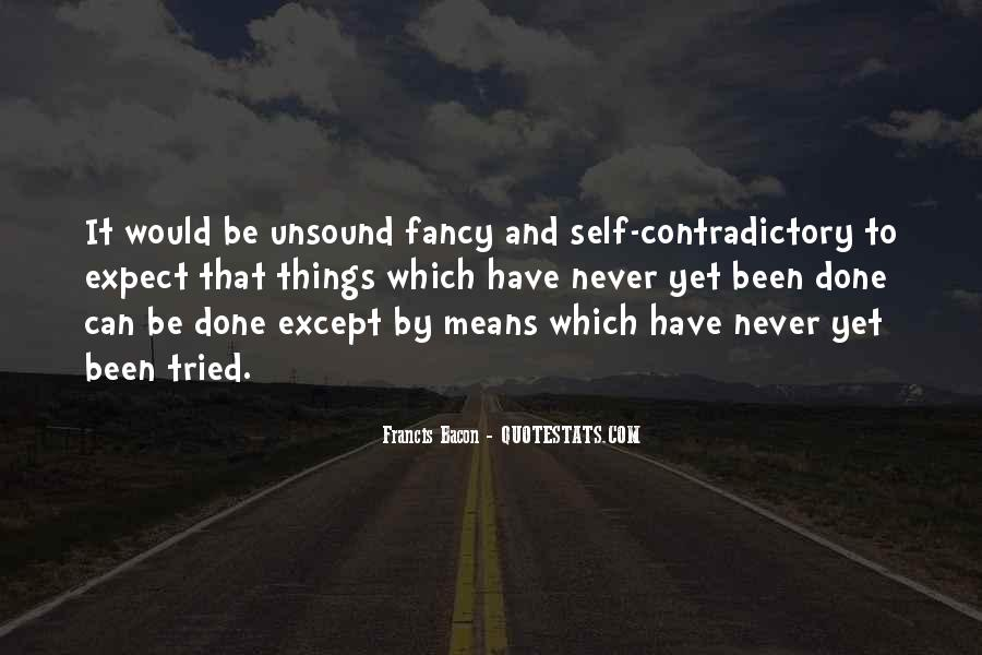 Quotes About Contradictory #388641
