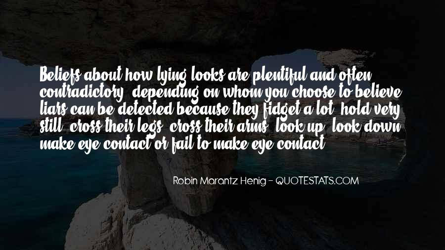Quotes About Contradictory #413565