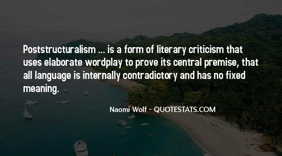 Quotes About Contradictory #464999