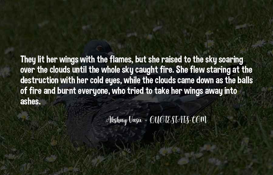 Quotes About Soaring In The Sky #1828819