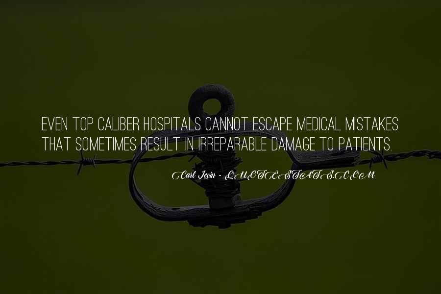 Quotes About Irreparable Damage #1778215