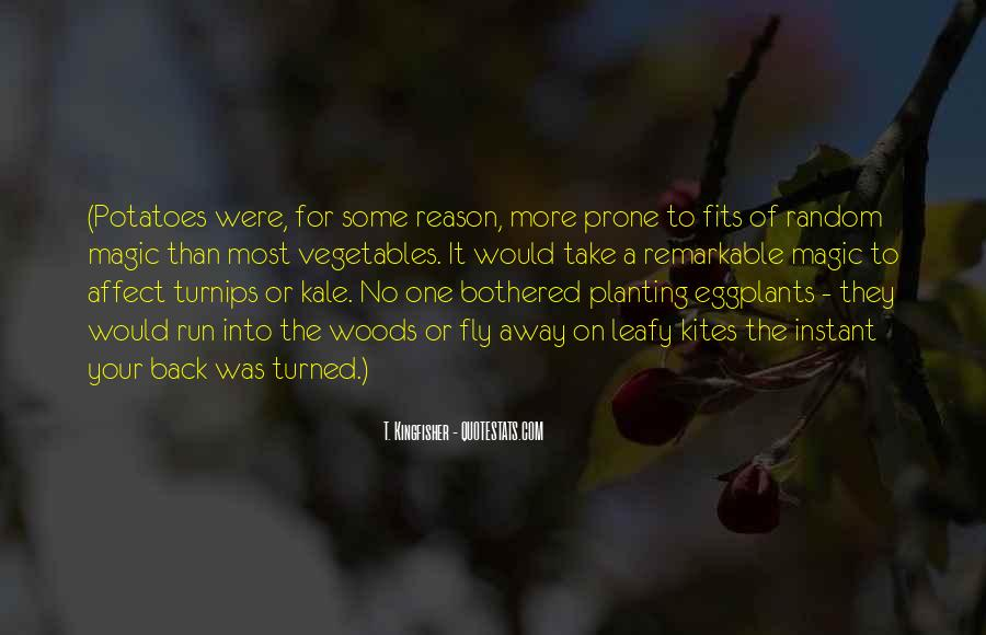 Quotes About Planting Vegetables #1019411