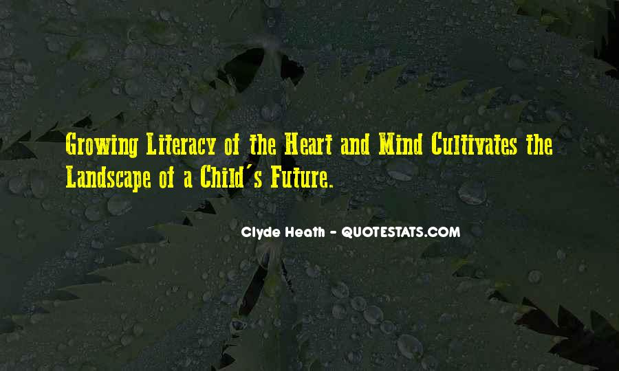 Quotes About A Child's Mind #1085104