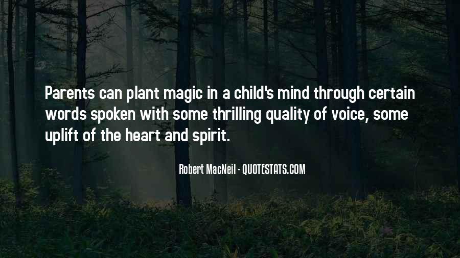 Quotes About A Child's Mind #130393