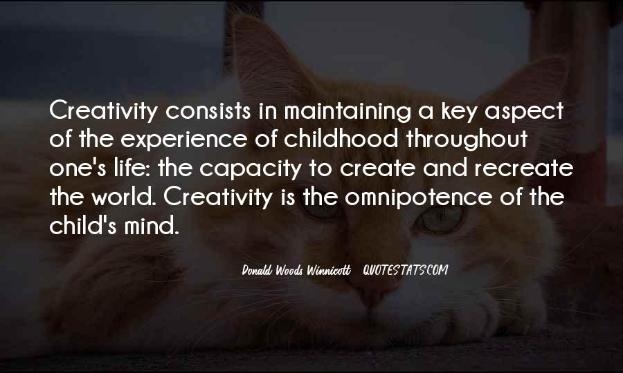 Quotes About A Child's Mind #1714429