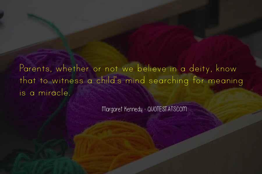 Quotes About A Child's Mind #1847894