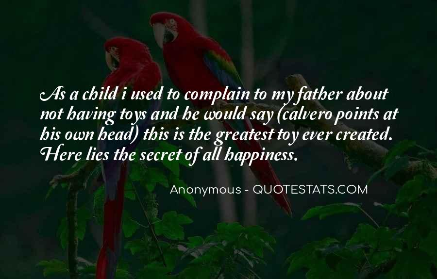 Quotes About A Child's Mind #198265