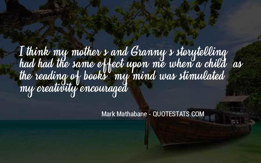 Quotes About A Child's Mind #233837