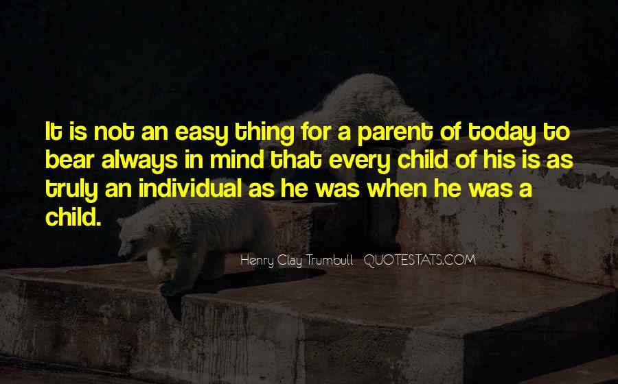 Quotes About A Child's Mind #312252