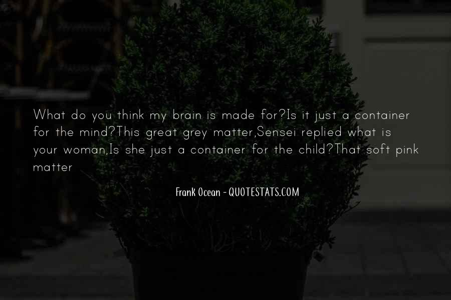 Quotes About A Child's Mind #385523