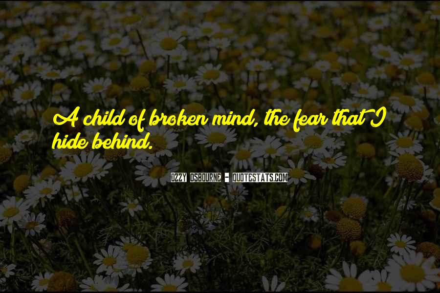 Quotes About A Child's Mind #389864