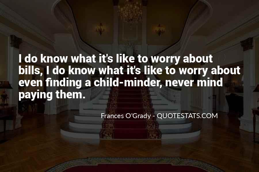 Quotes About A Child's Mind #507945