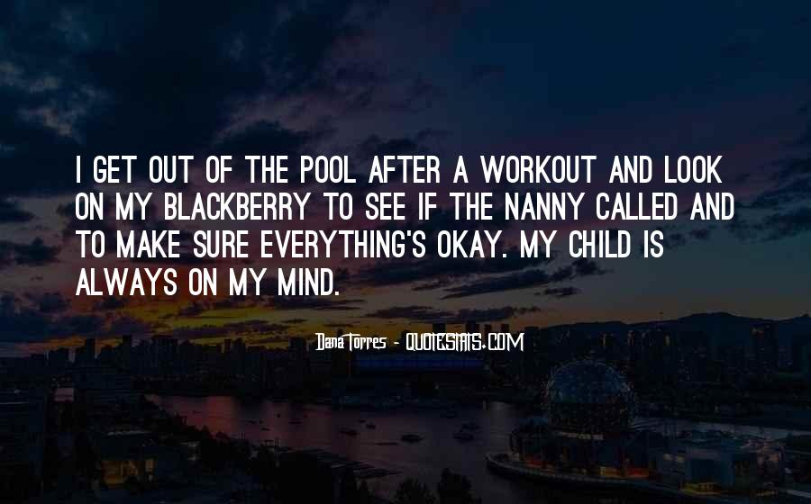 Quotes About A Child's Mind #911039