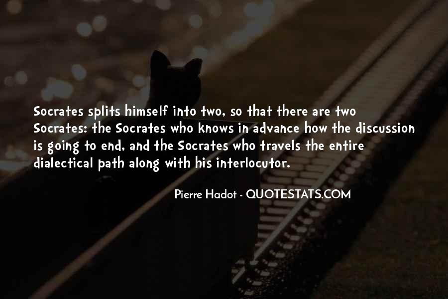 Quotes About The Splits #1079595