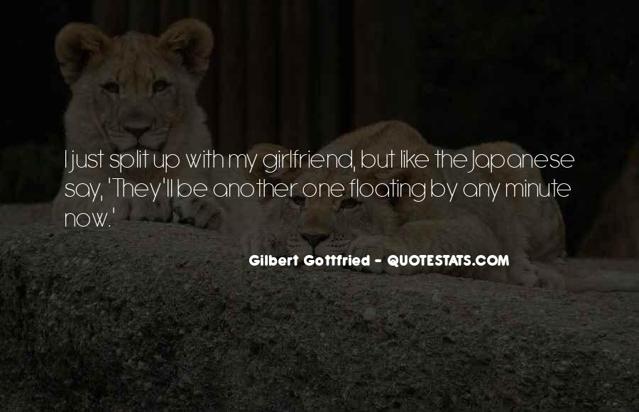 Quotes About The Splits #450511