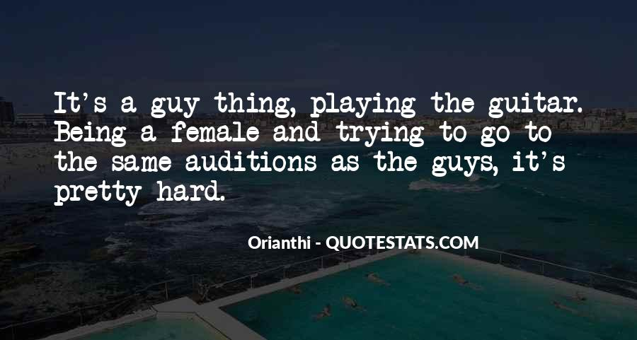 Quotes About Being Done Trying With A Guy #1665999