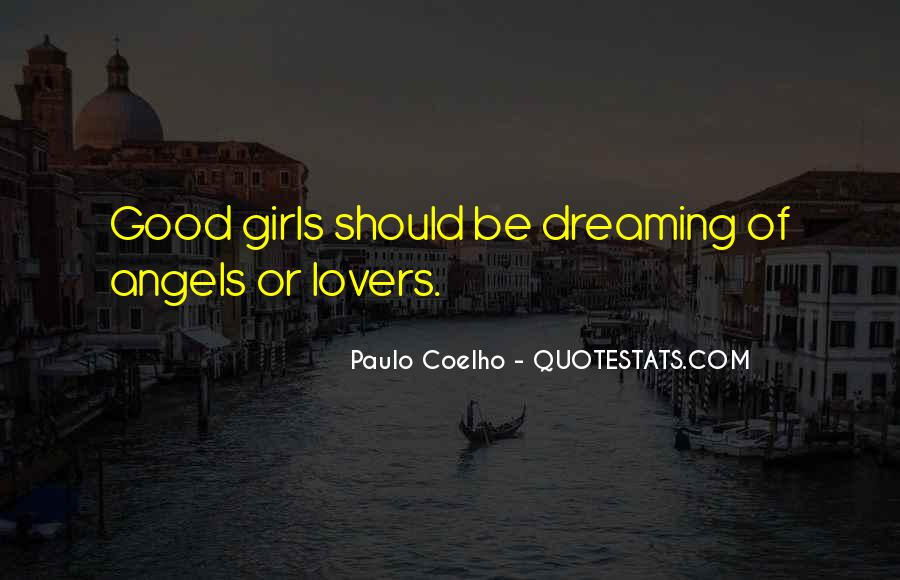 Quotes About Good Lovers #188699