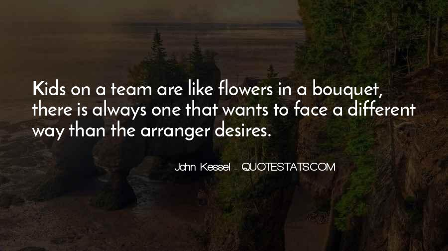 Quotes About Sports Team Leadership #1611190