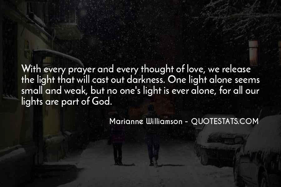 Quotes About God Is Light #182710